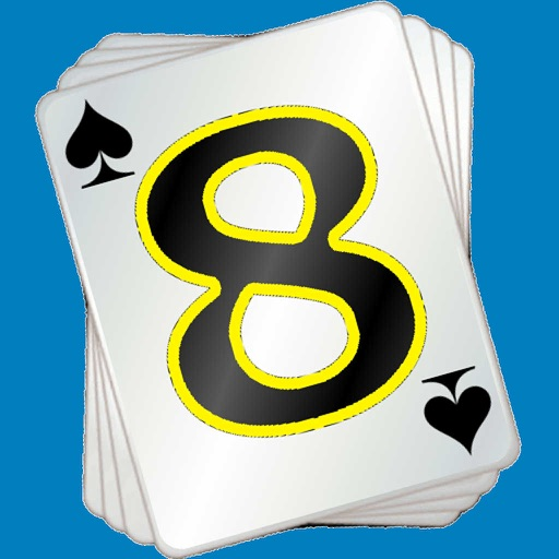 Crazy Eights (Free) iOS App