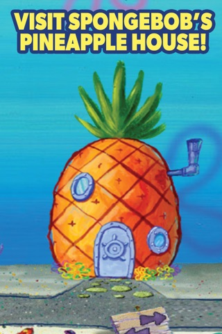 SpongeBob Tickler screenshot 4