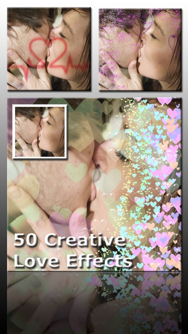 AceCam Love Pro - Photo Effect for Instagram Скриншоты4
