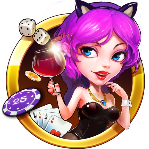 Global Casino Star-FREE Slots,Baccarat,Roulette,Poker and More iOS App