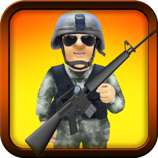 Brave Armee Boy - Dressing Up Spiel