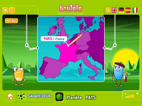 Houlala French screenshot 1