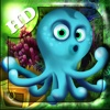 Color Puzzle Of Finding Angry Octopus Fish HD ™