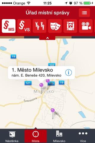 Milevsko screenshot 1