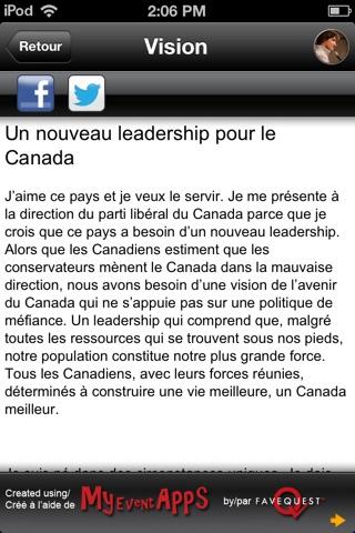 Justin Trudeau screenshot 2