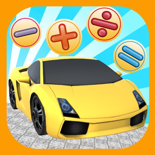 Math Race 3D - Educational mathematics learning game iOS App