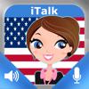iTalk Engleză Americană! conversațional: învață să vorbești engleză americană cu accent nativ