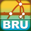 Brussels Transport Map - Metro Map for your phone and tablet