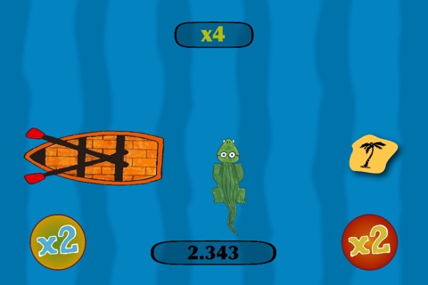 Alligator Race screenshot 3