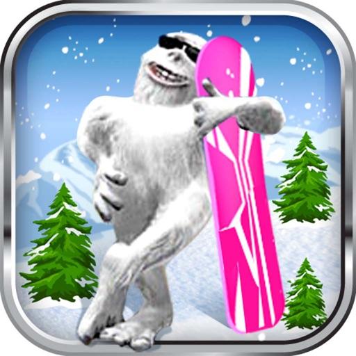 Snowboard Stunt iOS App
