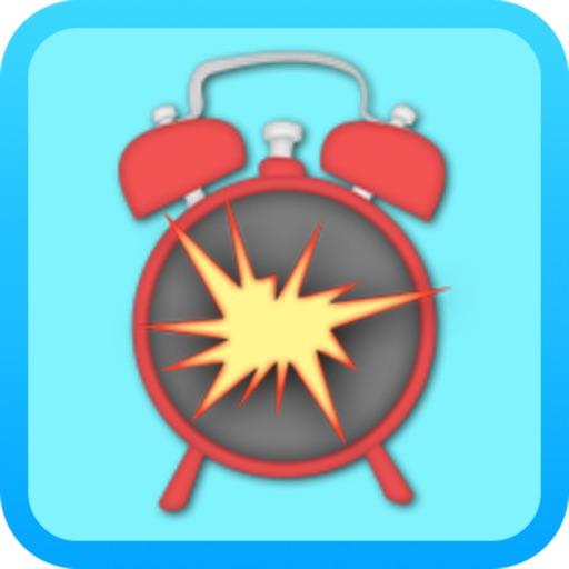 Crazy Alarm-Clock - Wake Up on Time! iOS App