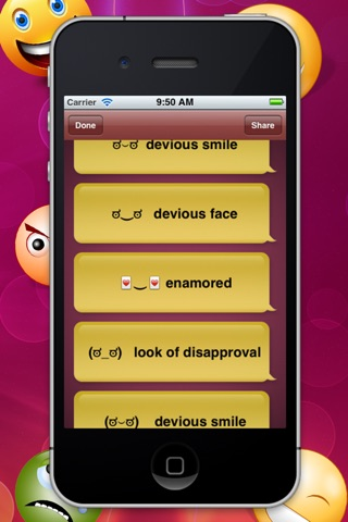 Emojees screenshot 3