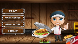 Screenshot von Happy Restaurant Kitchen: Chef Cooking Dash1