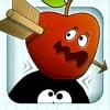 Stickman Apple Shooting Showdown - Free Bow and Arrow Fun Doodle Skill Game