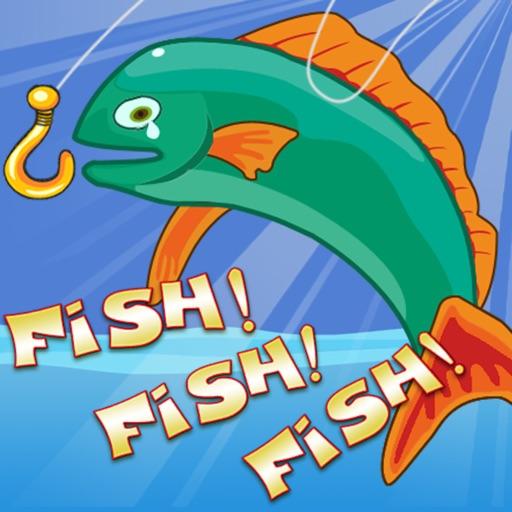 【儿童娱乐】钓鱼 Fish!Fish!Fish