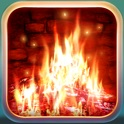 Fireplace 3D icon