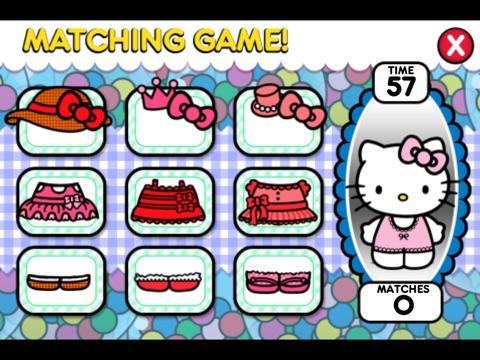 Игра Счастливый город Hello Kitty