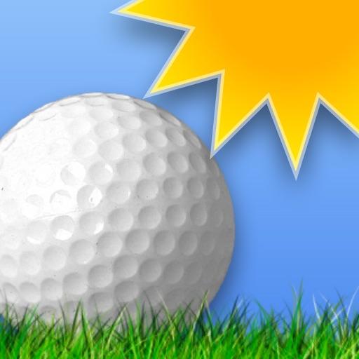 Моя игра в гольф погода