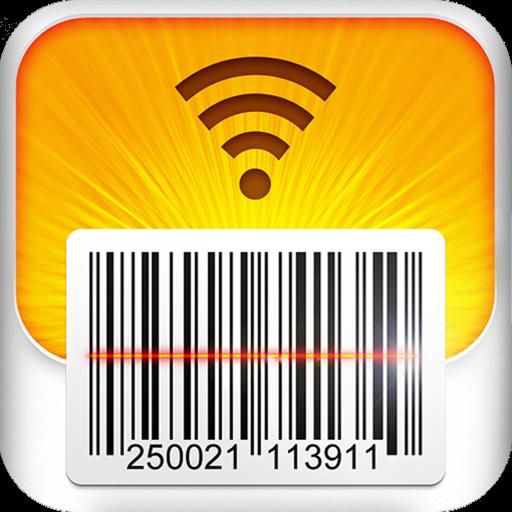 Kinoni Barcode Reader - Wireless Barcode Scanner