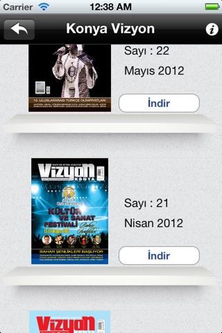 Konya Vizyon screenshot 3