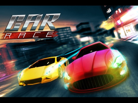 Screenshots of Car Race by Fun Games For Free for iPad