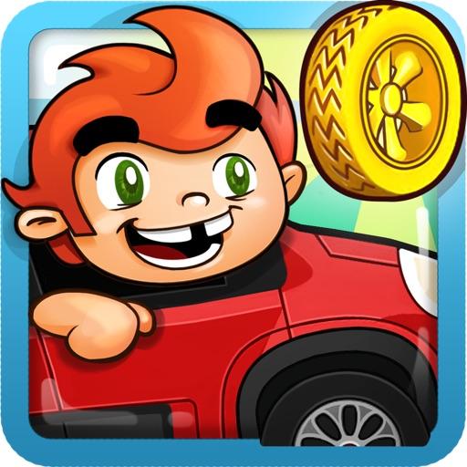Fiat Fantasy Ride - O melhor jogo grátis para todas as idades iOS App