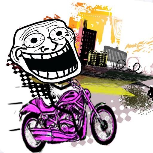 Rage Run Free - Best Meme Runner Game iOS App