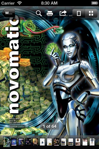 Novomatic, Games for the world screenshot 4