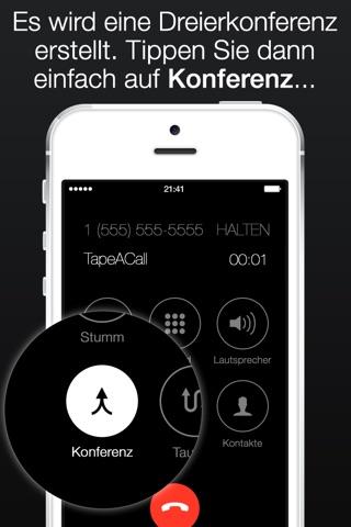 TapeACall Lite: Call Recorder screenshot 2