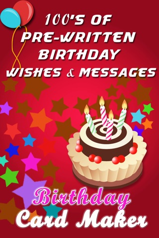 Birthday Card Maker - Wish happy birthday with best photo greeting ...