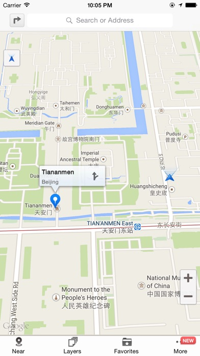 download Good Maps - for Google Maps, with Offline Map, Directions, Street Views and More apps 1