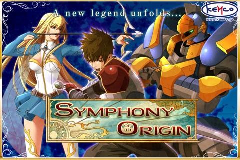 RPG Symphony of the Origin screenshot 1