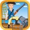 Сумасшедший Runner революции - время Прыжки ниндзя и пиратские Битва героев