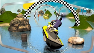 Screenshot #2 pour Jet Ski Driving Simulator 3D