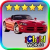 Cars World 2 - Top children learning book