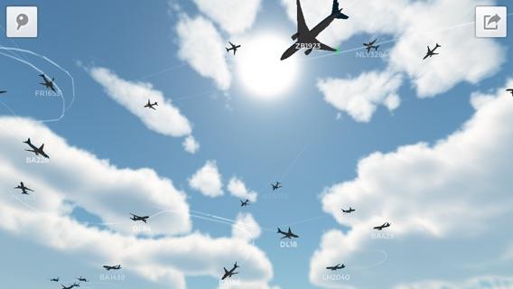 Plane finder 3d appaddict for Plane finder 3d