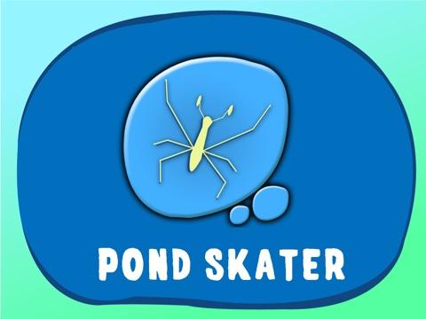 Pond Skater-ipad-0