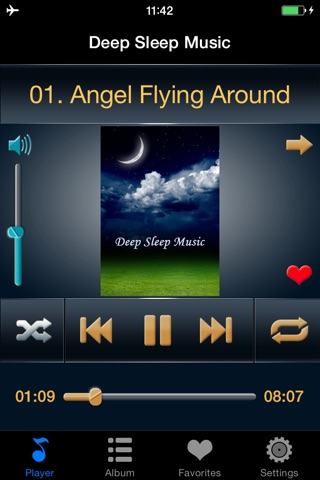 Sleep Music and Sound Free HD - Enter Deep Sleep and Relax your mind thoroughly screenshot 2