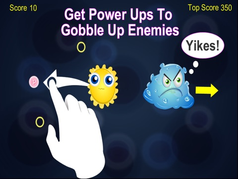 Avoid the Bacteria Plague HD - Virus Apocalypse Pandemic Puzzle screenshot 3
