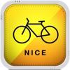Univélo Nice - Un Vélo Bleu en 2s