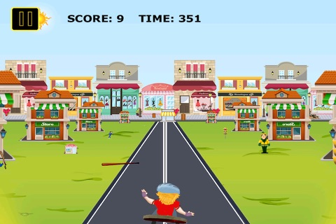 Skater Kid Dash Pro - Street Surfers Challenge screenshot 4