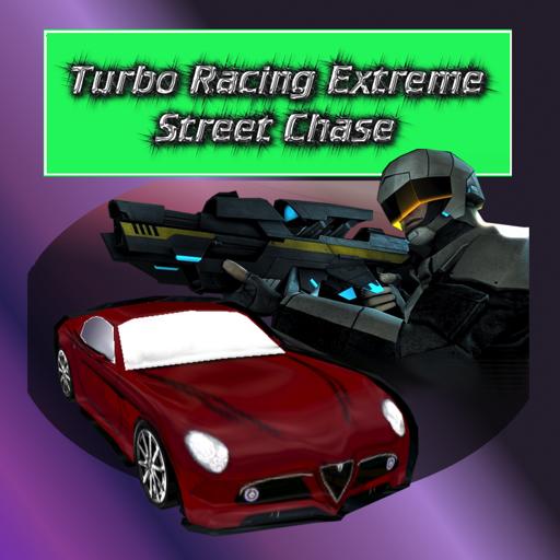 渦輪增壓賽車極端街頭追逐