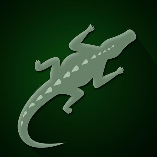 Dare to Walk on Crocodile Pro - fast tap and run arcade game iOS App