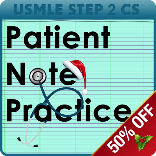Step 2 CS - Patient Note practice