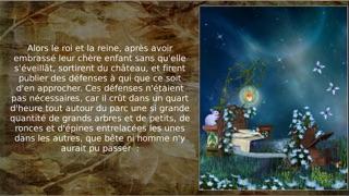 La Belle au Bois dormant, de Charles Perrault (Lite)Capture d'écran de 3