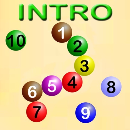 Counting Beads Intro iOS App