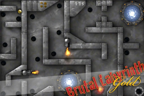 Brutal Labyrinth Gold screenshot 4