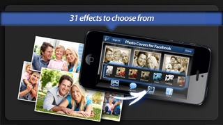 Screenshot #9 for Photo Covers for Facebook: Timeline Editor