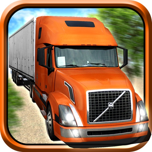 Trucker Parking 3D images