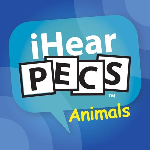 iHear PECS: Animals